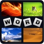 "Download the Popular App ""4Pics 1Word- What's the Word Init"" For FREE! Today Only!"