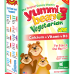 Free Sample of Hero Nutritionals Yummi Bear Vitamins