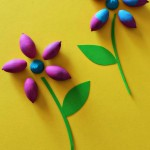 Acorn Flower Craft for Kids (Spring Idea)