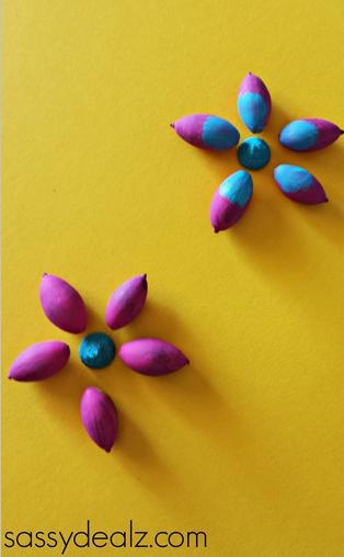 acorn-flower-crafts