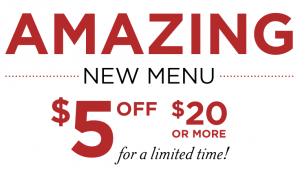 Bj's Brewhouse Coupon: Get $5 off a $20 Purchase