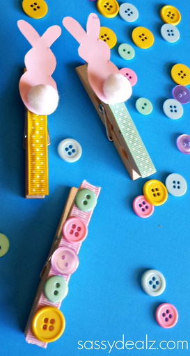 bunny-easter-clothespin-craft