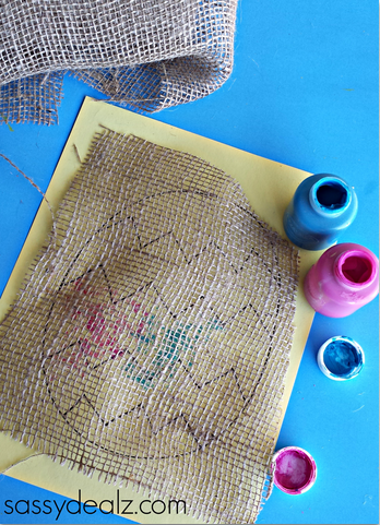 burlap-craft-for-easter