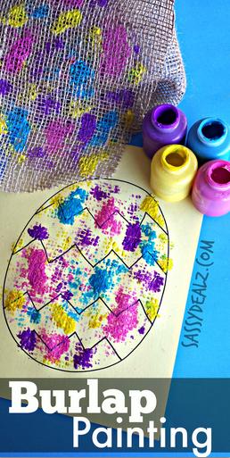 burlap-easter-egg-craft-for-kids
