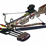Arrow Precision Inferno Fury Crossbow Kit (175 lbs) Just $154 (Reg $219)