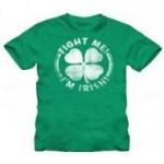 Shamrock Shirts on Sale for St. Patrick's Day