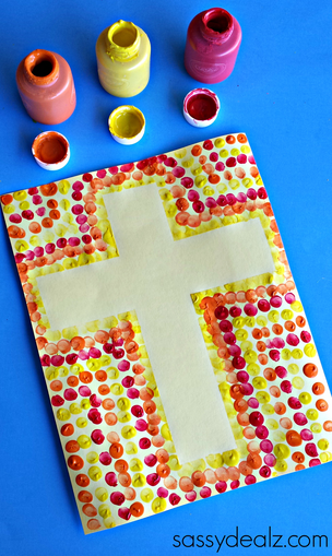 fingerprint-cross-art-project-for-kids