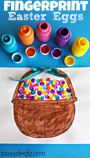 fingerprint-easter-egg-kids-craft