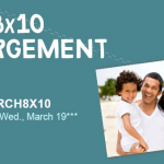 Free 8×10 Photo from Walgreens w/ Promo Code