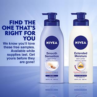 free-nivea-samples