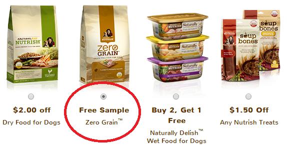 free-rachael-ray-dog-food