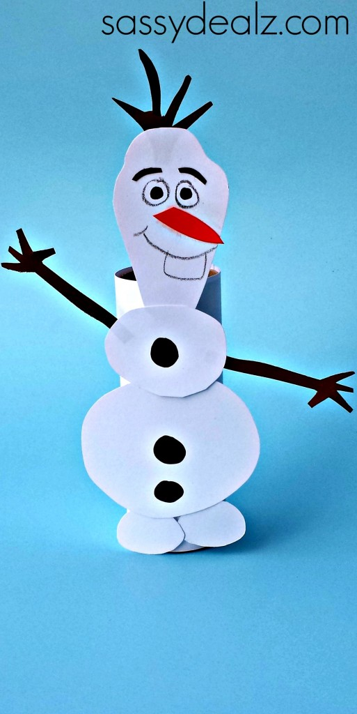 frozen-olaf-craft