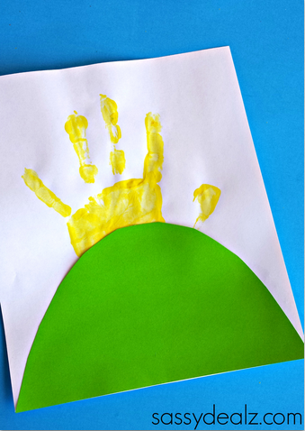 jesus-cross-handprint-craft