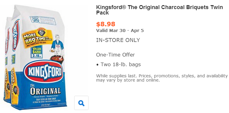 kingsford charcoal marketing report