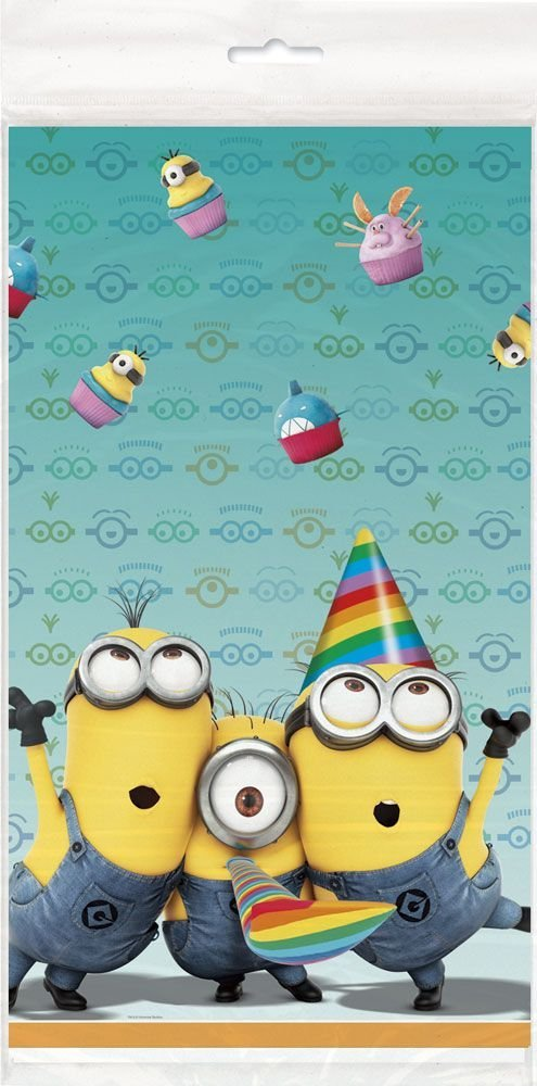 minion-table-cloth
