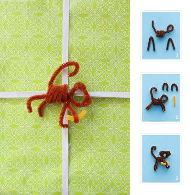 monkey-pipe-cleaner-craft
