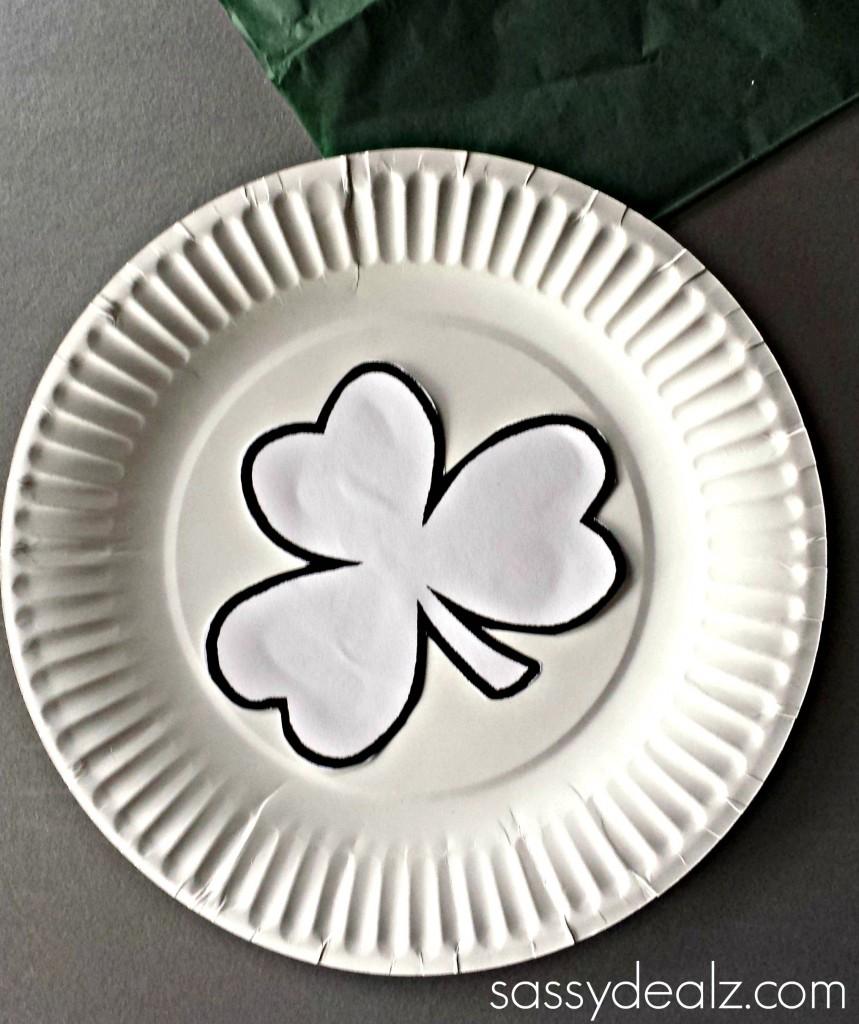 paper-plate-shamrock-craft