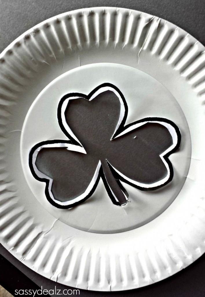 paper-plate-shamrocks