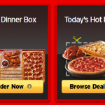 Pizza Hut Promo Code- Large 3 Topping Pizza Only $7.99