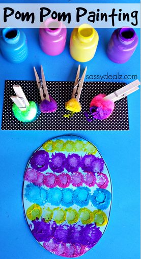 pom-pom-easter-egg-craft