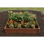Home Depot: 42×42 in. Raised Bed Garden Kit Only $28.97