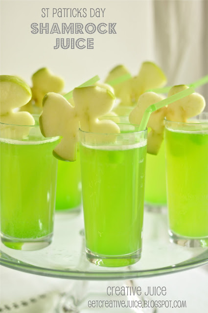st patricks day drink