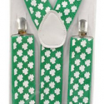 St. Patrick's Day Suspenders Under $10 Shipped