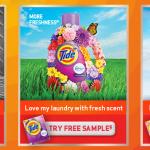 Free Mini Tide Detergent! HURRY!