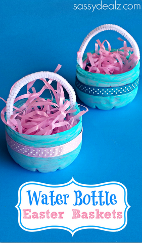 water-bottle-easter-basket-craft