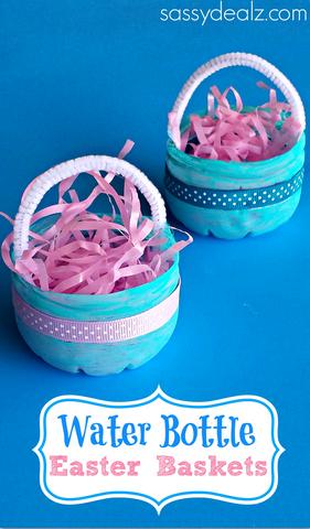 water-bottle-easter-basket-craft