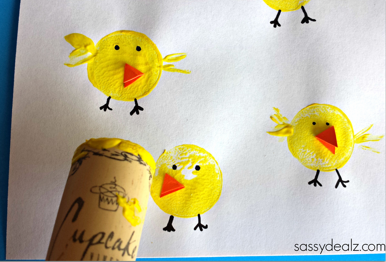 wine-cork-chick-craft