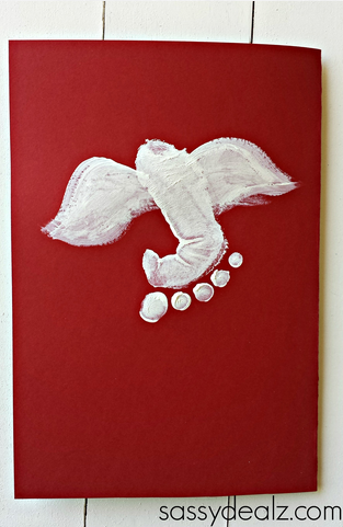 angel-mothers-day-card-idea