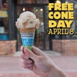Ben & Jerry's: Get a FREE Cone on April 8th (12-8PM)