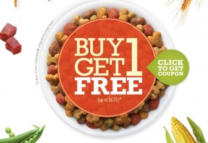 Beneful Dog Food Coupon: Buy One, Get One Free!