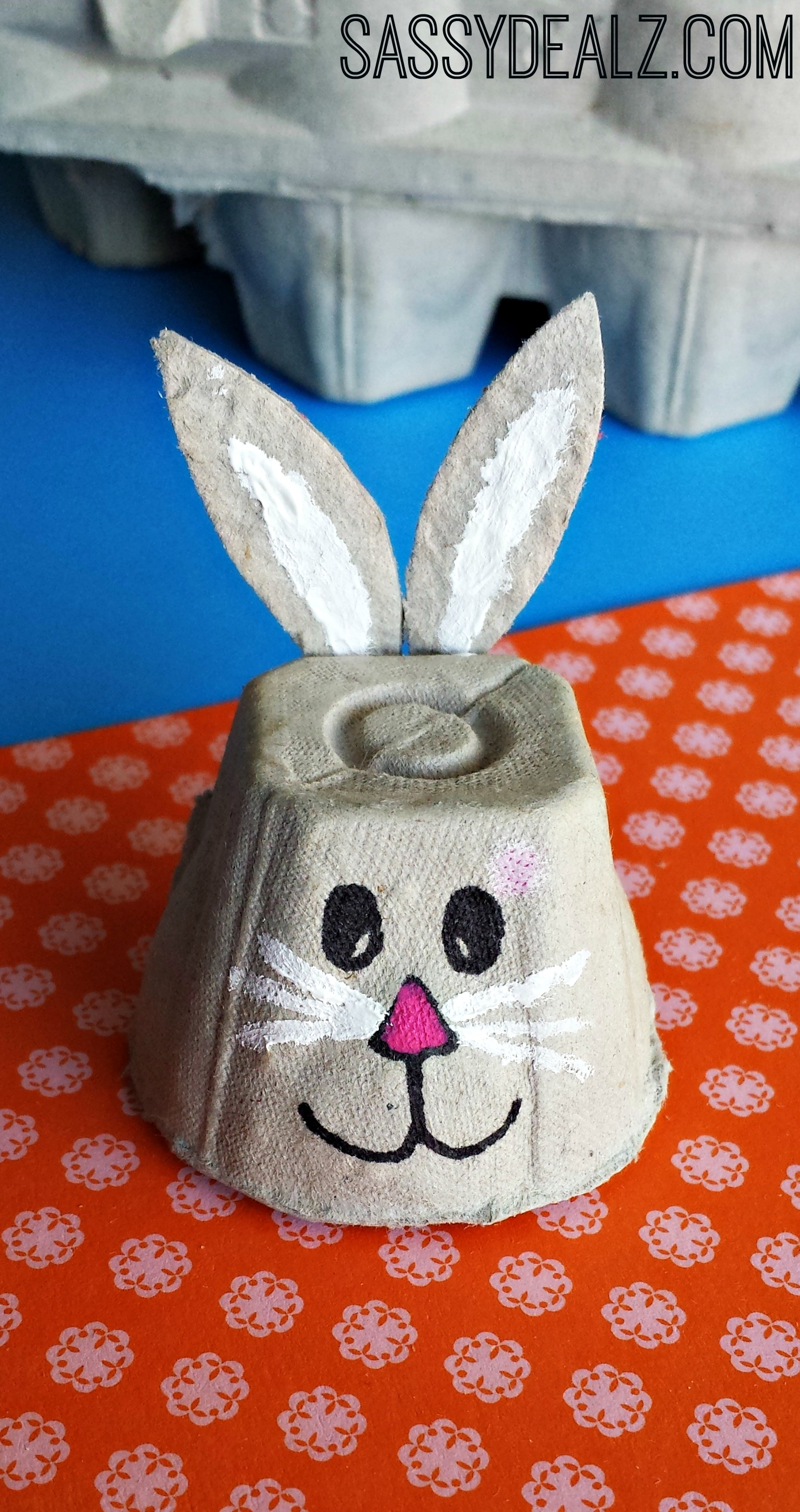 Easy egg carton crafts for kids crafty morning for Crafts to make for kids