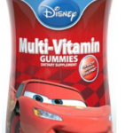 180Ct Cars Disney Gummie Multivitamins Only $7.90