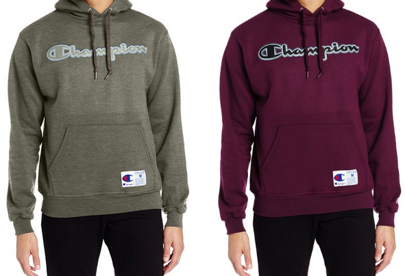 Champion Men's Retro Graphic Hoodie Only $12 Shipped! - Sassy Dealz