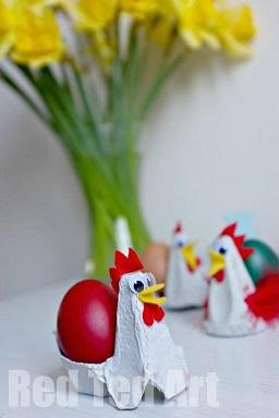 chicken-egg-carton-craft