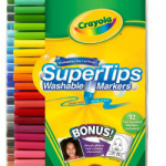 Walmart: 50pk of Crayola Fine Line Scented Markers Just $6.99