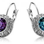 Amazon: Crystal Dangle Earrings Only $2-3 Shipped!