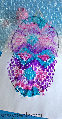easter-egg-bubble-wrap-craft