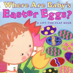 "Lift-the-Flap Book ""Where Are Baby's Easter Eggs?"" Only $4.54 Shipped"