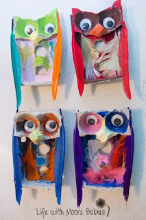 egg-carton-owls