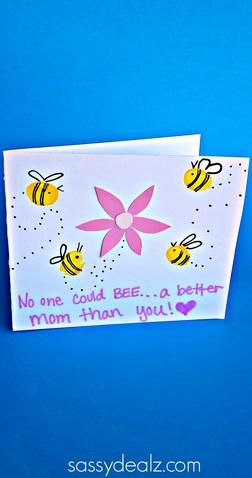 fingerprint-bees-mother-day-card