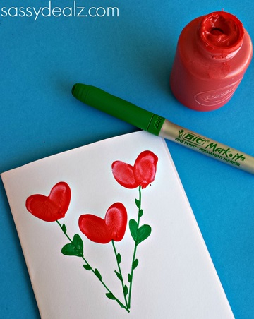 fingerprint-flower-craft-for-mothers-day