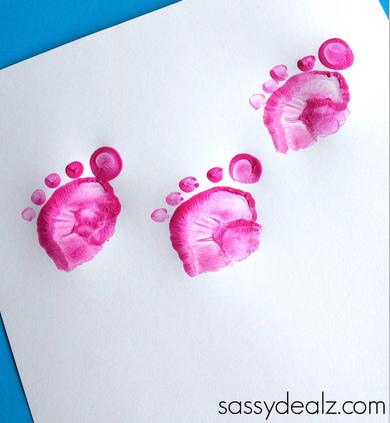 flower-footprints