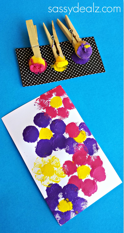 flower-pom-pom-craft-for-kids