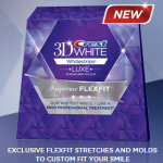 Free Sample of New Crest 3D White Strips