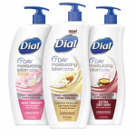 Free 7 Day Dial Moisturizing Lotion Sample