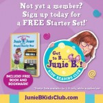 Free Junie B. Jones Kid's Book + Bookmark!